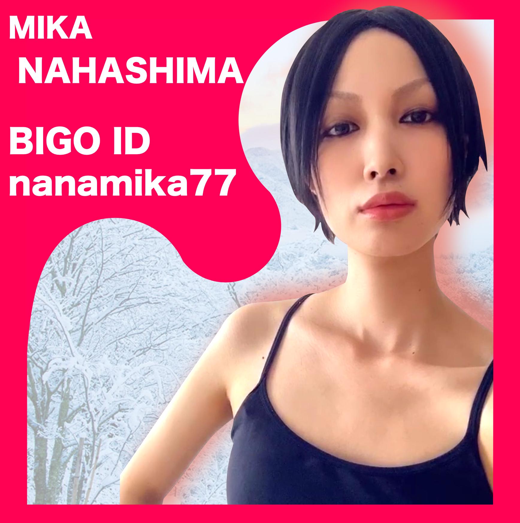 MIKA NAHASHIMA