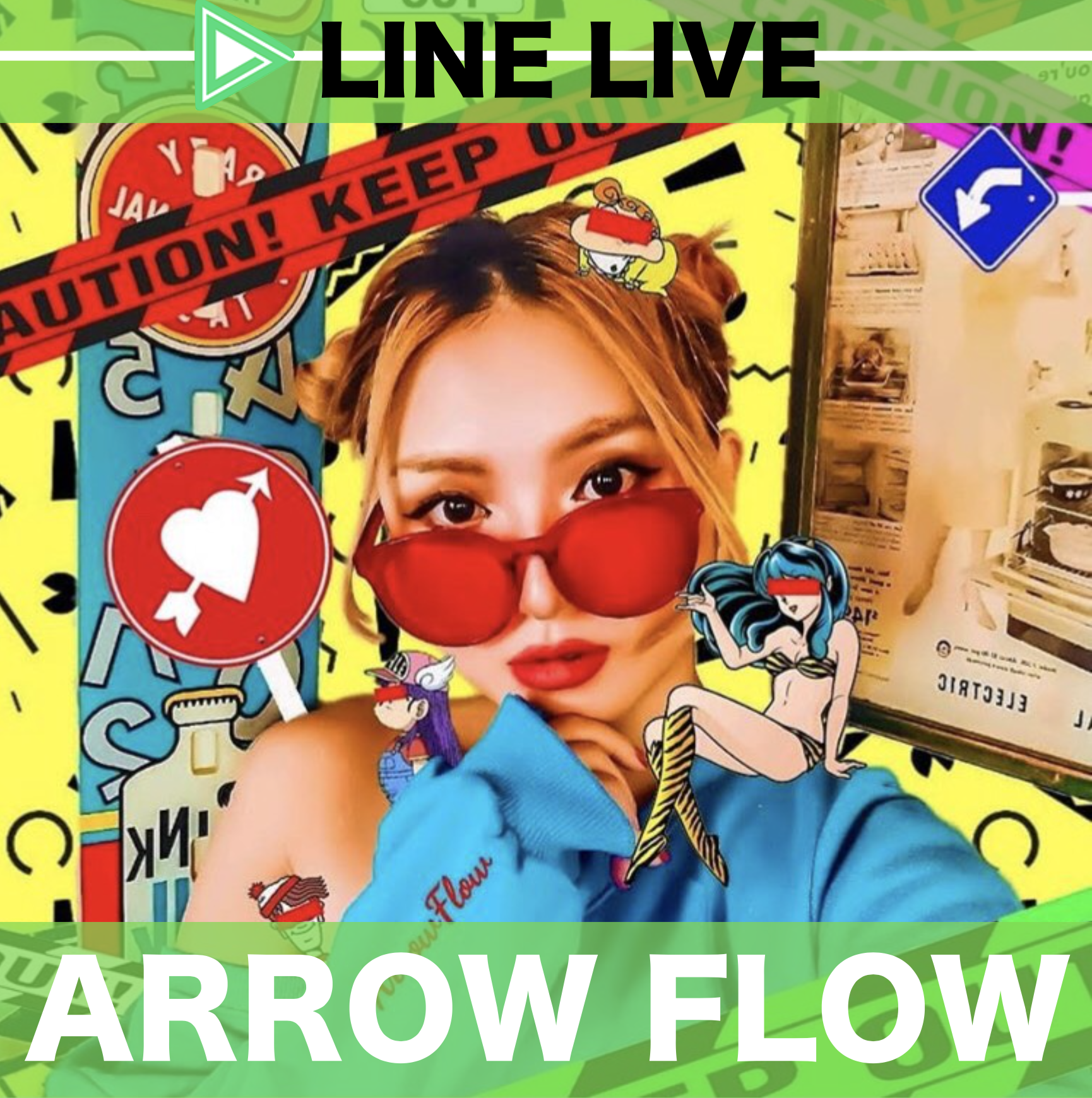 Arrow Flow (LINE LIVE)